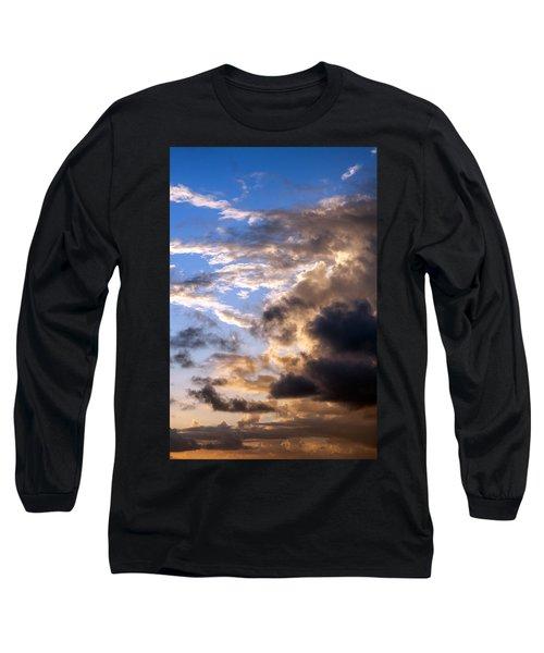a Good Morning Long Sleeve T-Shirt by Allen Carroll