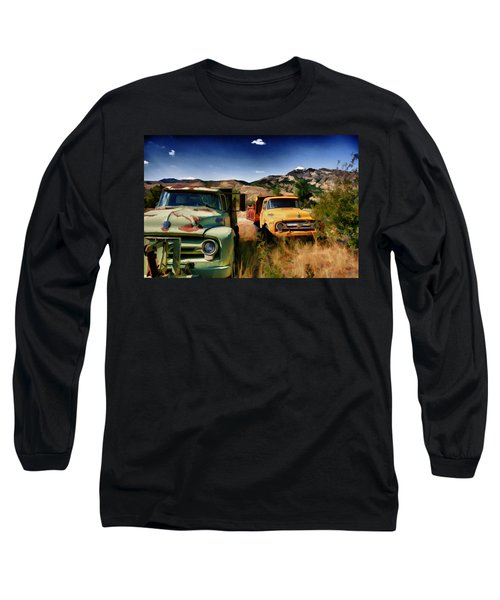 A Hard Day's Night Long Sleeve T-Shirt