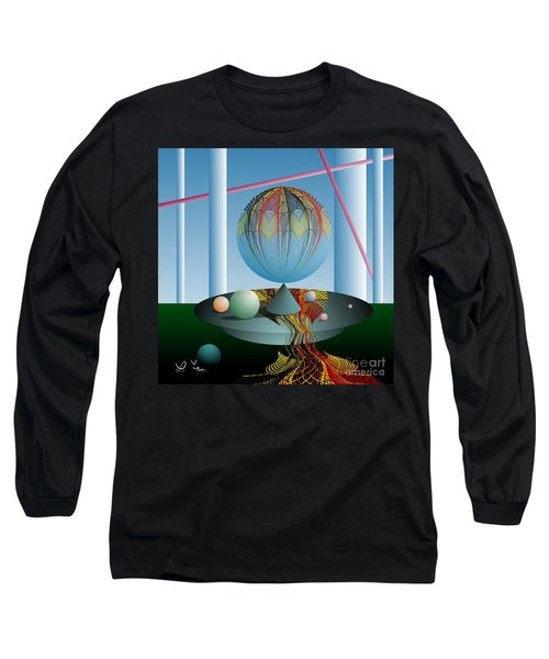 A Kind Of Magic Long Sleeve T-Shirt by Leo Symon