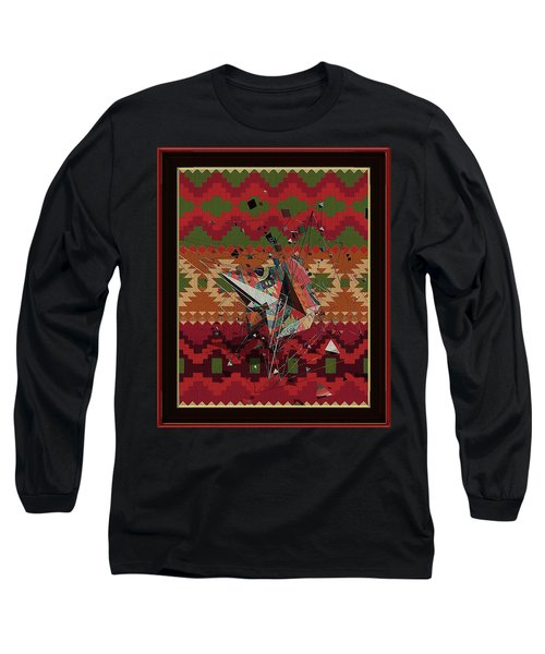A La Kandinsky C1922 Long Sleeve T-Shirt
