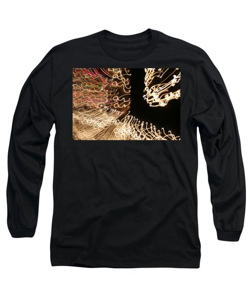 A Light Abstraction Long Sleeve T-Shirt