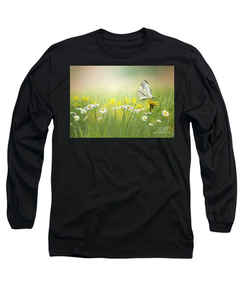 Light Wings Long Sleeve T-Shirt
