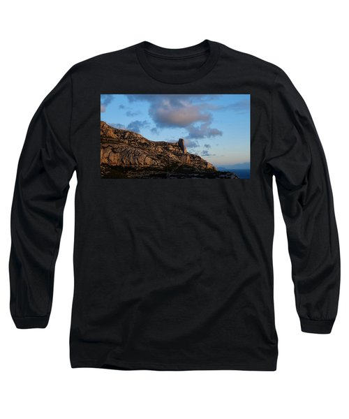 A Mountain With A View Long Sleeve T-Shirt