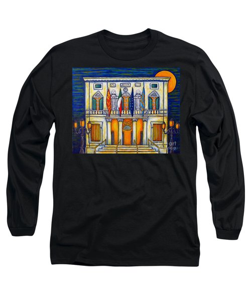 A Night At The Fenice Long Sleeve T-Shirt