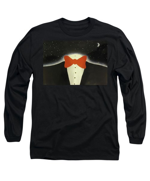 A Night Out With The Stars Long Sleeve T-Shirt by Thomas Blood