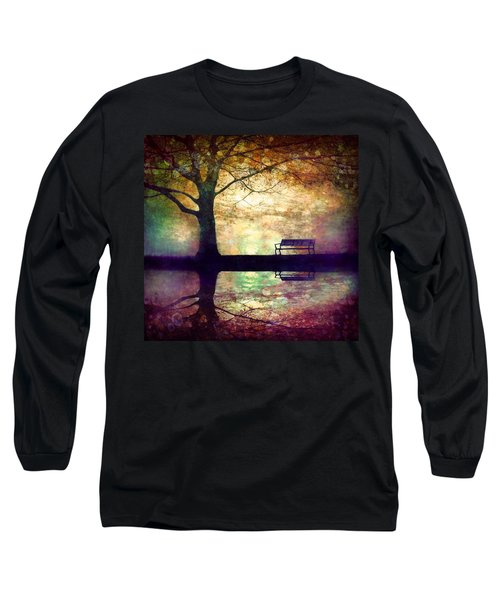A Place To Rest In The Dark Long Sleeve T-Shirt