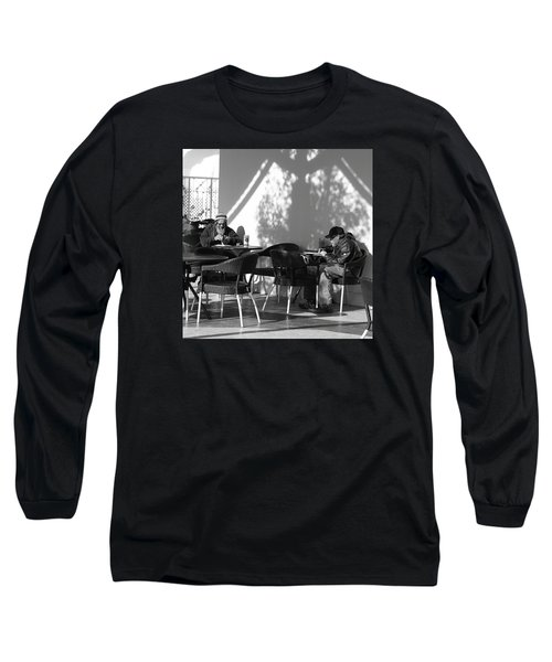A Place To Rest Long Sleeve T-Shirt
