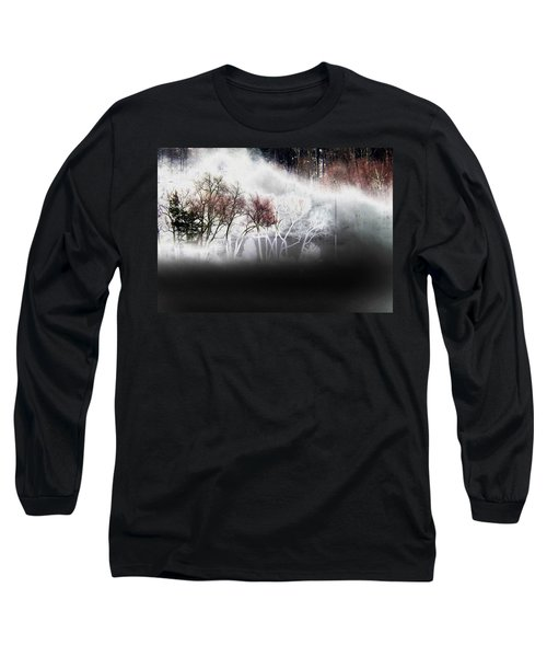 A Recurring Dream Long Sleeve T-Shirt by Steven Huszar
