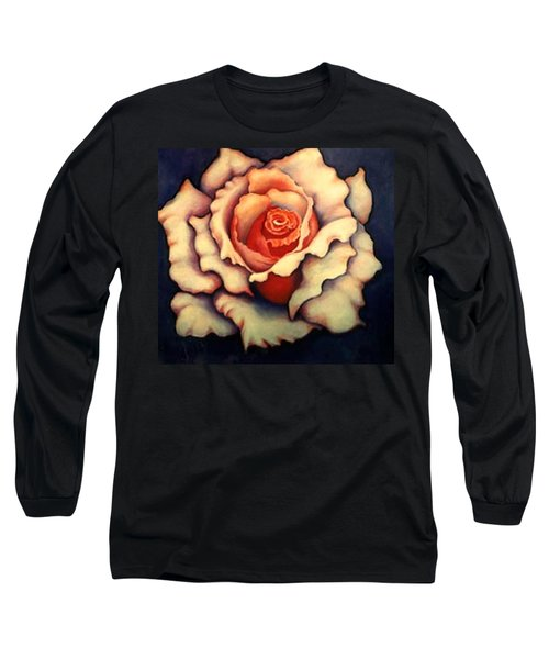 A Rose Long Sleeve T-Shirt