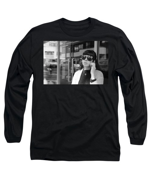 A Shade Of Difference Long Sleeve T-Shirt