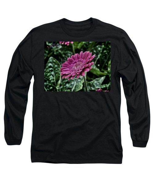 A Shade Of Purple Long Sleeve T-Shirt