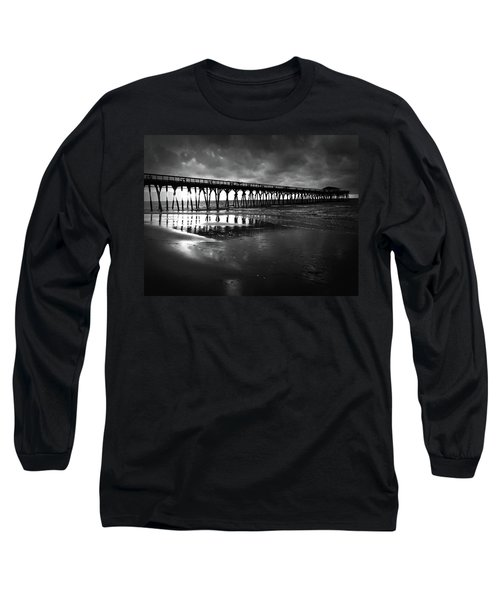 A Storm At Sunrise Long Sleeve T-Shirt