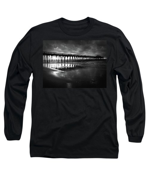 A Storm At Sunrise Long Sleeve T-Shirt