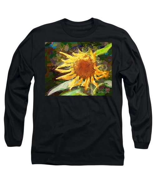 A Sunkissed Life Long Sleeve T-Shirt by Tina LeCour