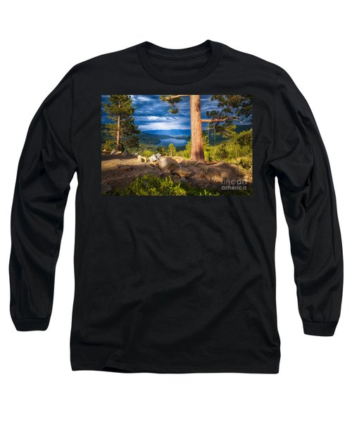 A Swing With A View Long Sleeve T-Shirt