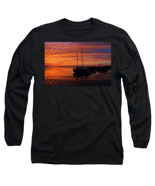 A Tarpon Tryst Long Sleeve T-Shirt