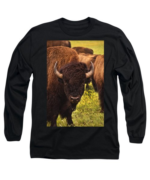 A Thoughful Moment Long Sleeve T-Shirt