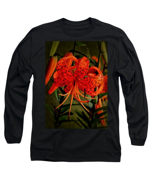 A Tiger Long Sleeve T-Shirt