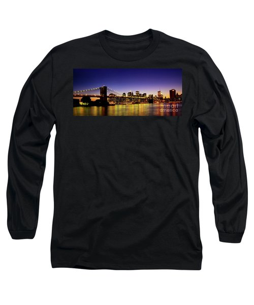 A View From Brooklyn Long Sleeve T-Shirt