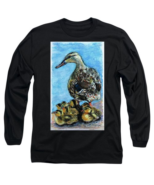 A Watchful Eye Long Sleeve T-Shirt