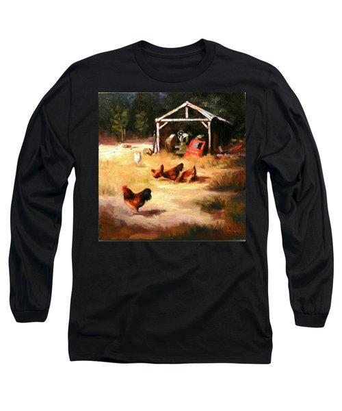 A Watchman Long Sleeve T-Shirt