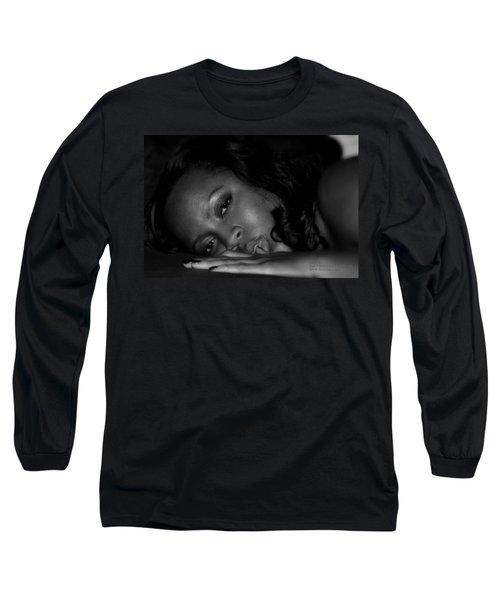 Long Sleeve T-Shirt featuring the photograph A Work Of Art by Paul SEQUENCE Ferguson             sequence dot net