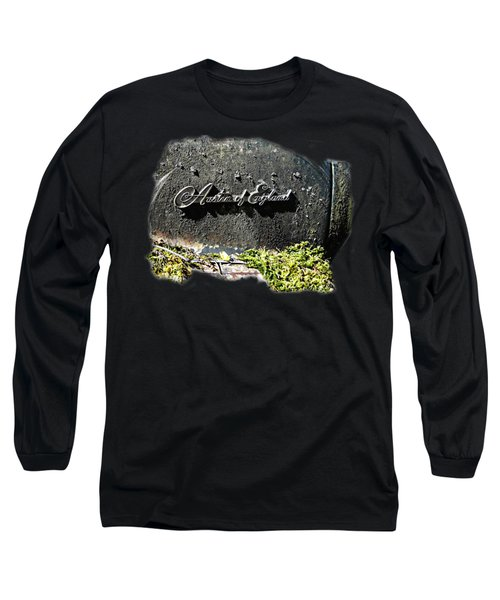 A40 Somerset Car Badge Long Sleeve T-Shirt