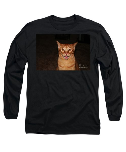 Aaaaaahhhhhhhhhh Long Sleeve T-Shirt