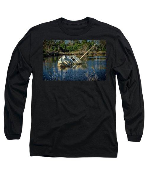Abandoned Ship Long Sleeve T-Shirt