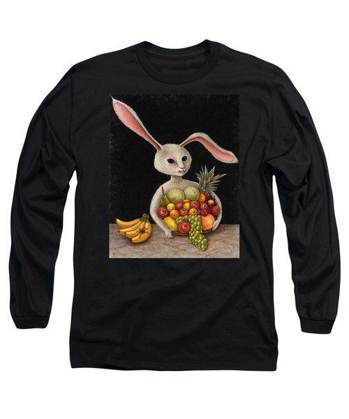 Abbondanza Long Sleeve T-Shirt by Holly Wood