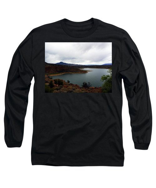 Abique Lake Nm Long Sleeve T-Shirt