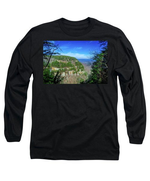 Above The Canyon Long Sleeve T-Shirt