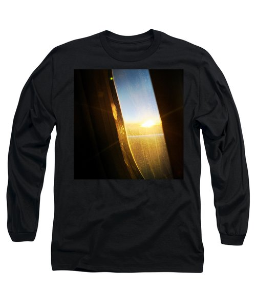 Above The Clouds 05 - Sun In The Window Long Sleeve T-Shirt