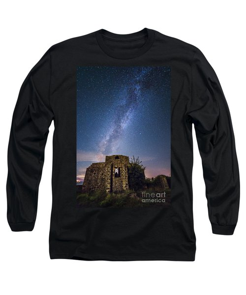 Above The Cuba Long Sleeve T-Shirt