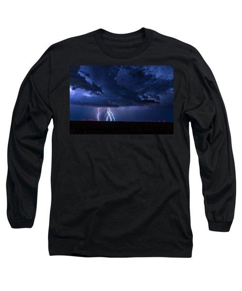 Above Wildorado Long Sleeve T-Shirt