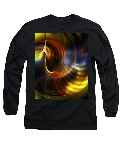 Abstract 040511 Long Sleeve T-Shirt