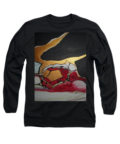 Abstract-11 Long Sleeve T-Shirt