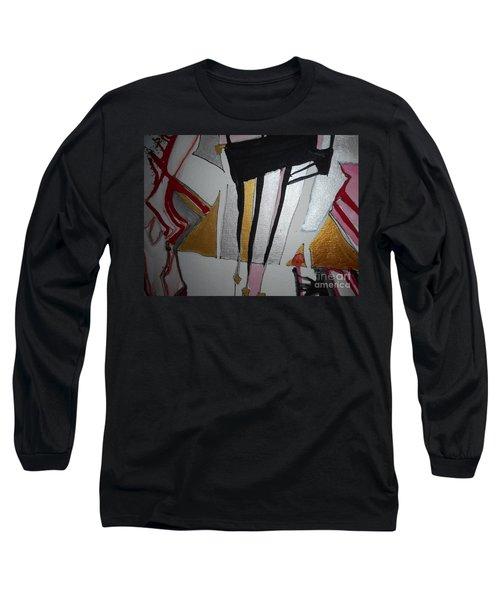 Abstract-13 Long Sleeve T-Shirt
