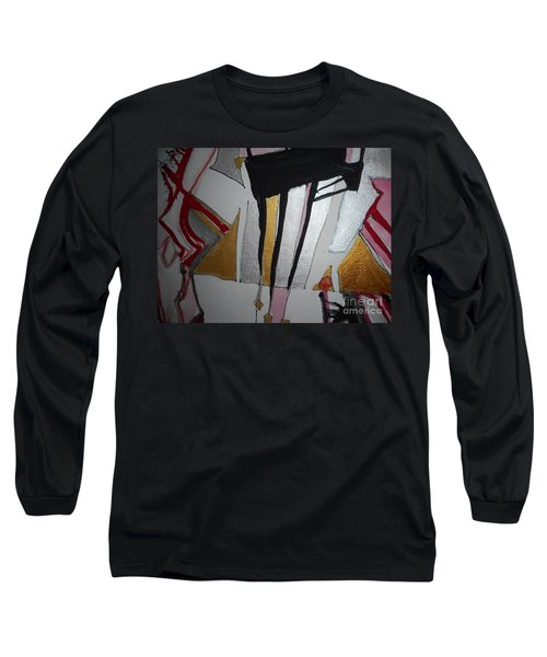 Abstract-13 Long Sleeve T-Shirt
