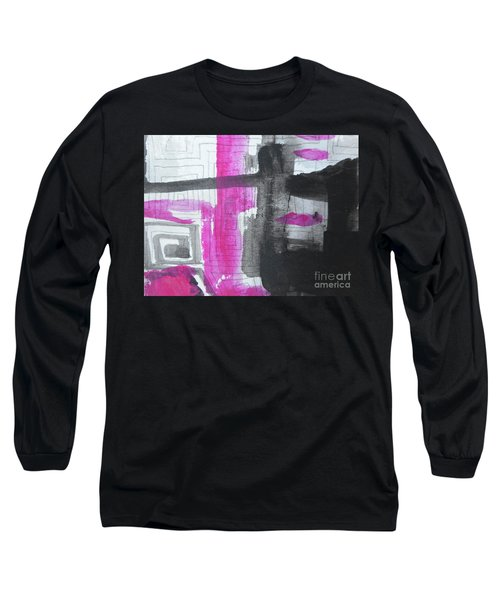 Abstract-15 Long Sleeve T-Shirt