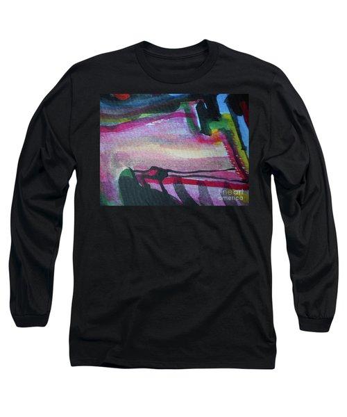 Abstract-25 Long Sleeve T-Shirt