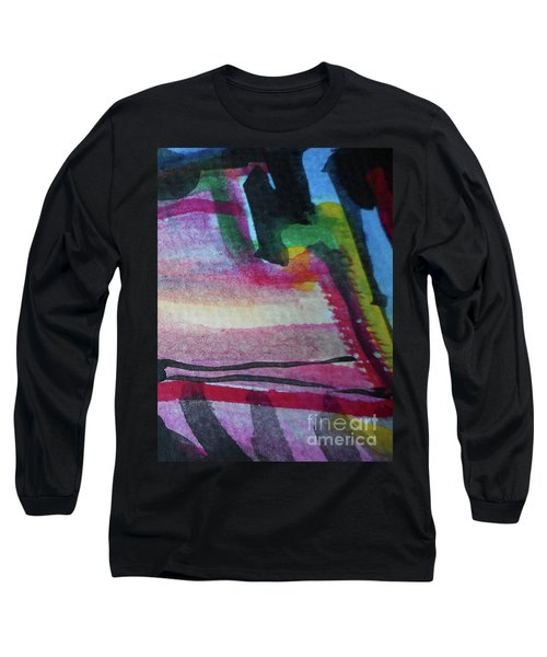 Abstract-25 Long Sleeve T-Shirt