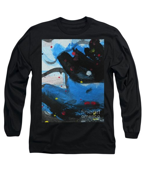 Abstract-26 Long Sleeve T-Shirt