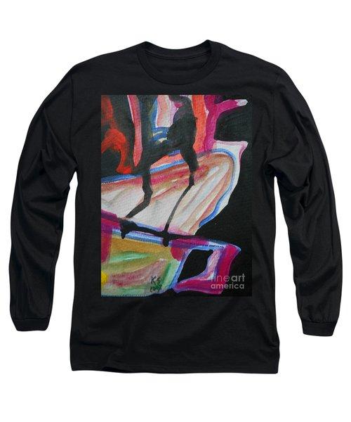 Abstract-5 Long Sleeve T-Shirt