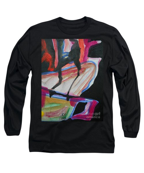 Abstract-5 Long Sleeve T-Shirt