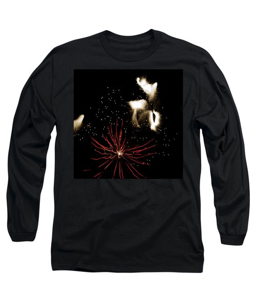Abstract Fireworks IIi Long Sleeve T-Shirt