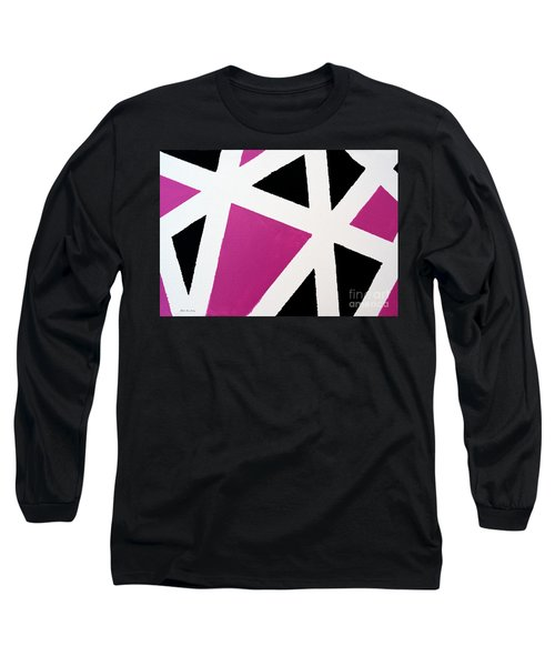Abstract M1015l Long Sleeve T-Shirt