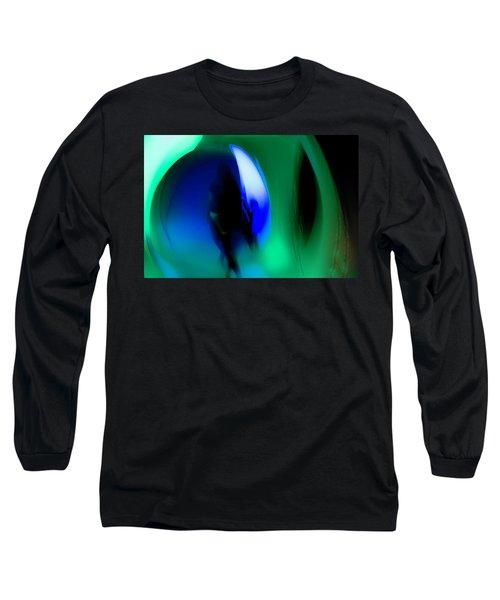 Abstract No. 2 Long Sleeve T-Shirt