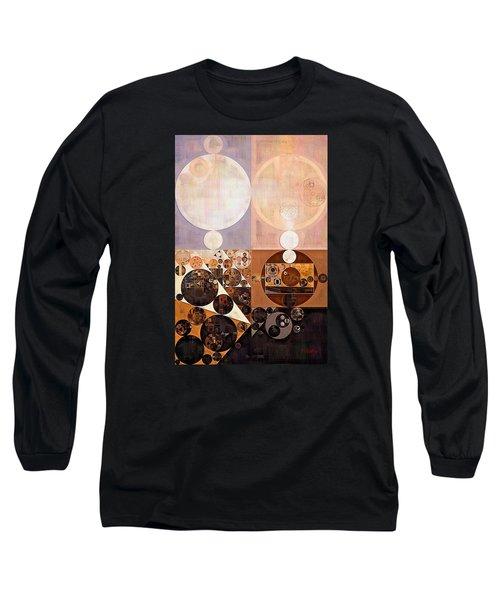 Abstract Painting - Zinnwaldite Long Sleeve T-Shirt