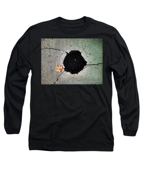 Abstract Sidewalk Long Sleeve T-Shirt